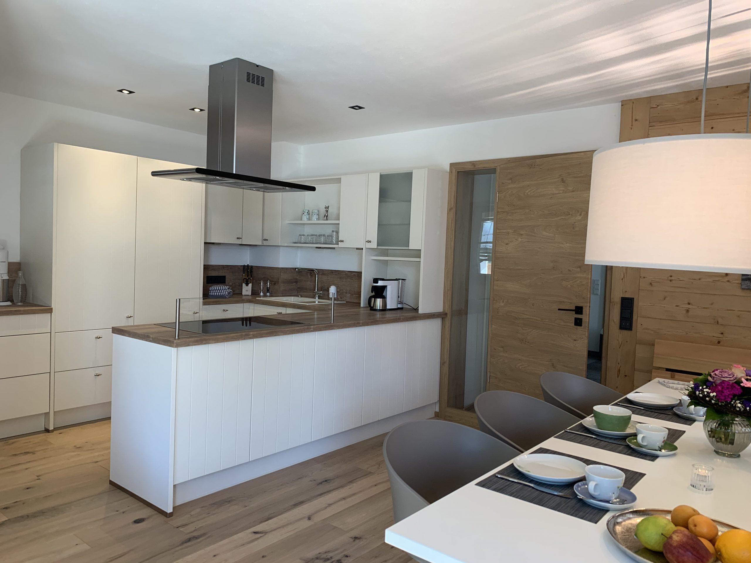 Stube und Küche